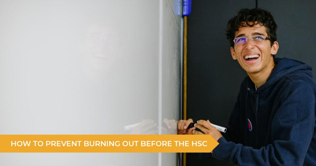 Finding A Balance: How to Prevent Burning Out Before The HSC