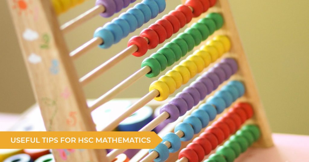 Useful Tools For Year 12 Students Studying HSC Maths