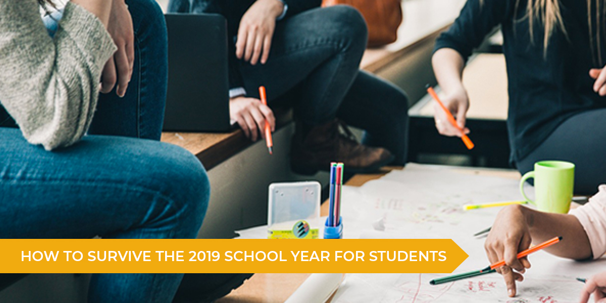 How To Survive The 2019 School Year For Students
