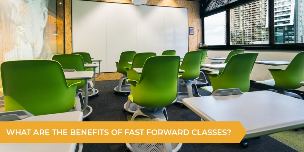 What's The Benefit Of Fast Forward Holiday Classes?