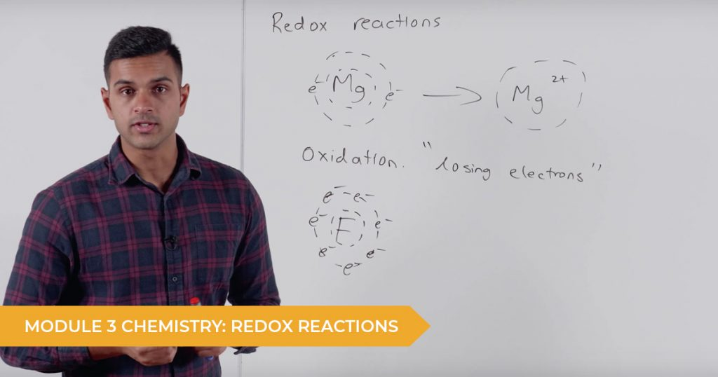 Year 11 Preliminary Chemistry: Redox Reactions (Module 3)