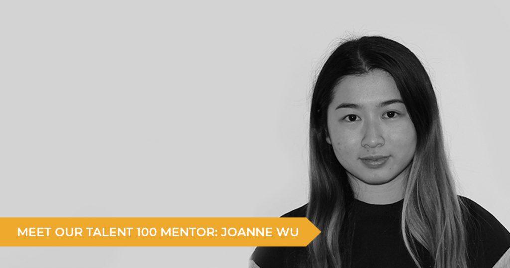Meet Our Talent 100 English Mentor: Joanne Wu
