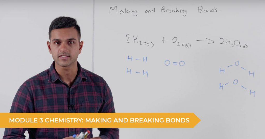 Year 11 Preliminary Chemistry: Making and Breaking Bonds (Module 3)