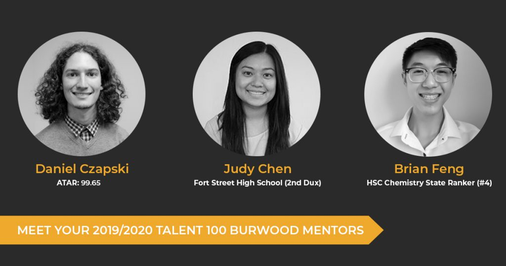 Meet Your 2019/2020 Burwood Tutors