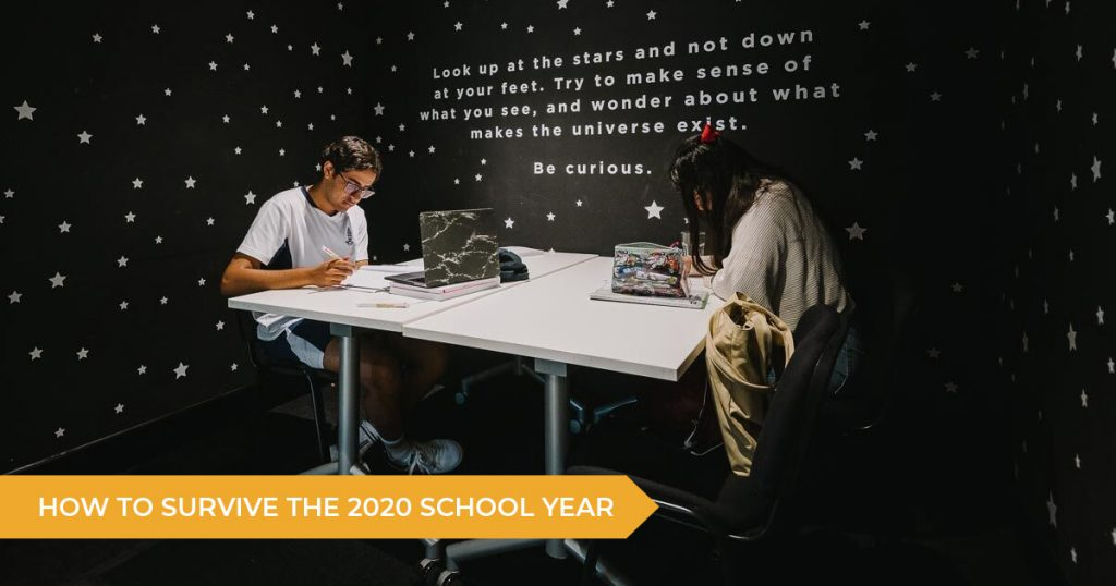 How To Survive The 2020 School Year For Students