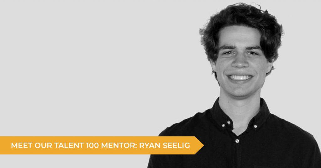 Meet Your Talent 100 Mentor: Ryan Seelig