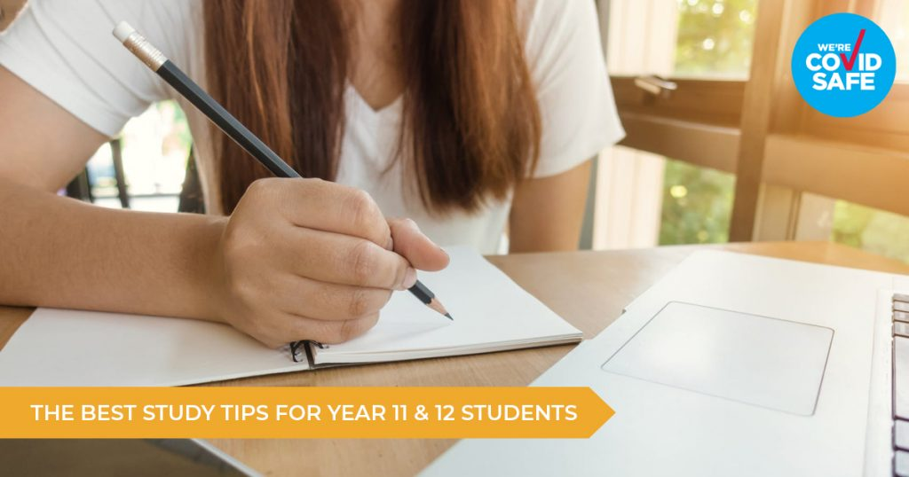 The Best HSC Study Tips For Year 11 & 12