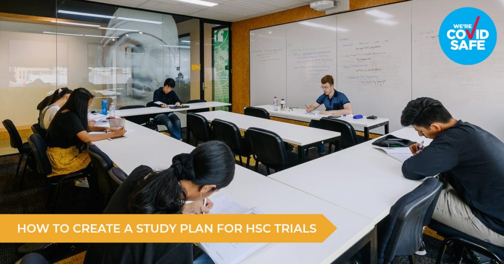 How To Create A Study Plan For HSC Trials