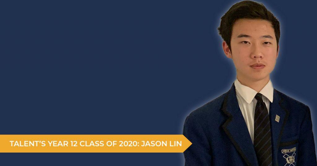 Meet Our Year 12 Class of 2020: Jason Lin (Knox Grammar School)