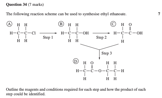 Effective HSC Chemistry Exam Tips