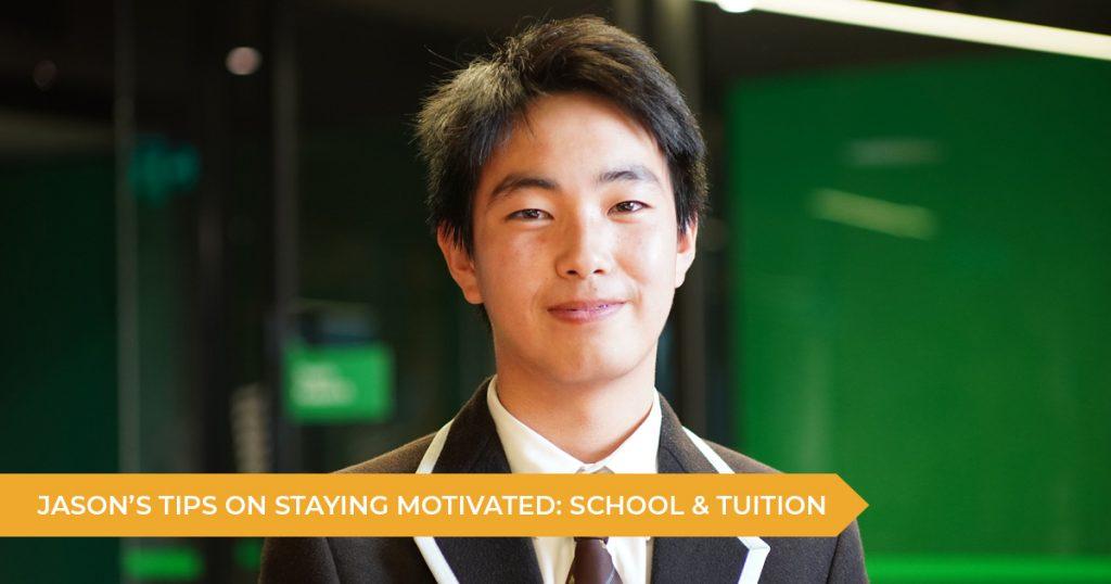 Meet our Talent 100 Student: Jason Yan